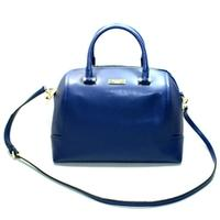 Kate SpadeMiriam Miro Street Emperor Blue Satchel/ Crossbody Bag