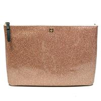 Kate SpadeGia Mavis Street Cosmetic Bag Rose Gold