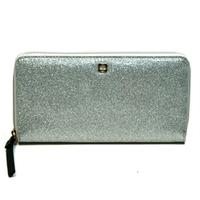 Kate SpadeNeda Mavis Street Zip Around Wallet/ Clutch Silver