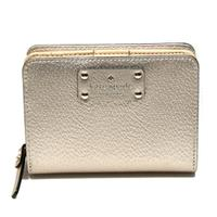 Kate SpadeCara Wellesley Small Wallet Bud Rosegold