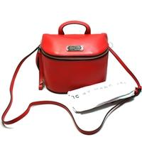 Marc By Marc JacobsCambridge Red Leather Crossbody Bag