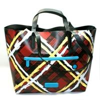 Marc By Marc JacobsRuby Red Multi Tote/ Handbag