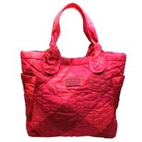 Marc By Marc JacobsPoppy Pink Nylon Large Tote