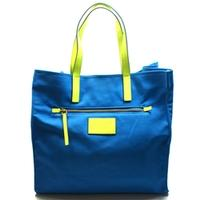 Marc By Marc JacobsElectric Blue Lemonade Canvas Tote