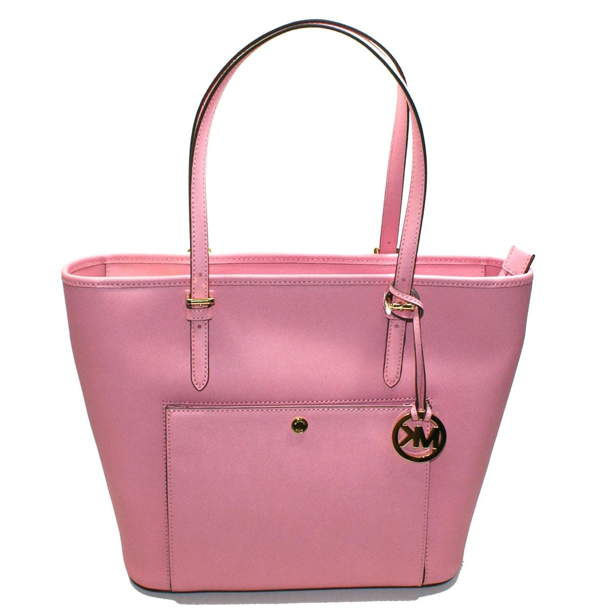406e7541a967 ... Jet Set Medium Snap Pocket Tote Leather Misty Rose. CLICK THUMBNAIL TO  ZOOM. Found ...