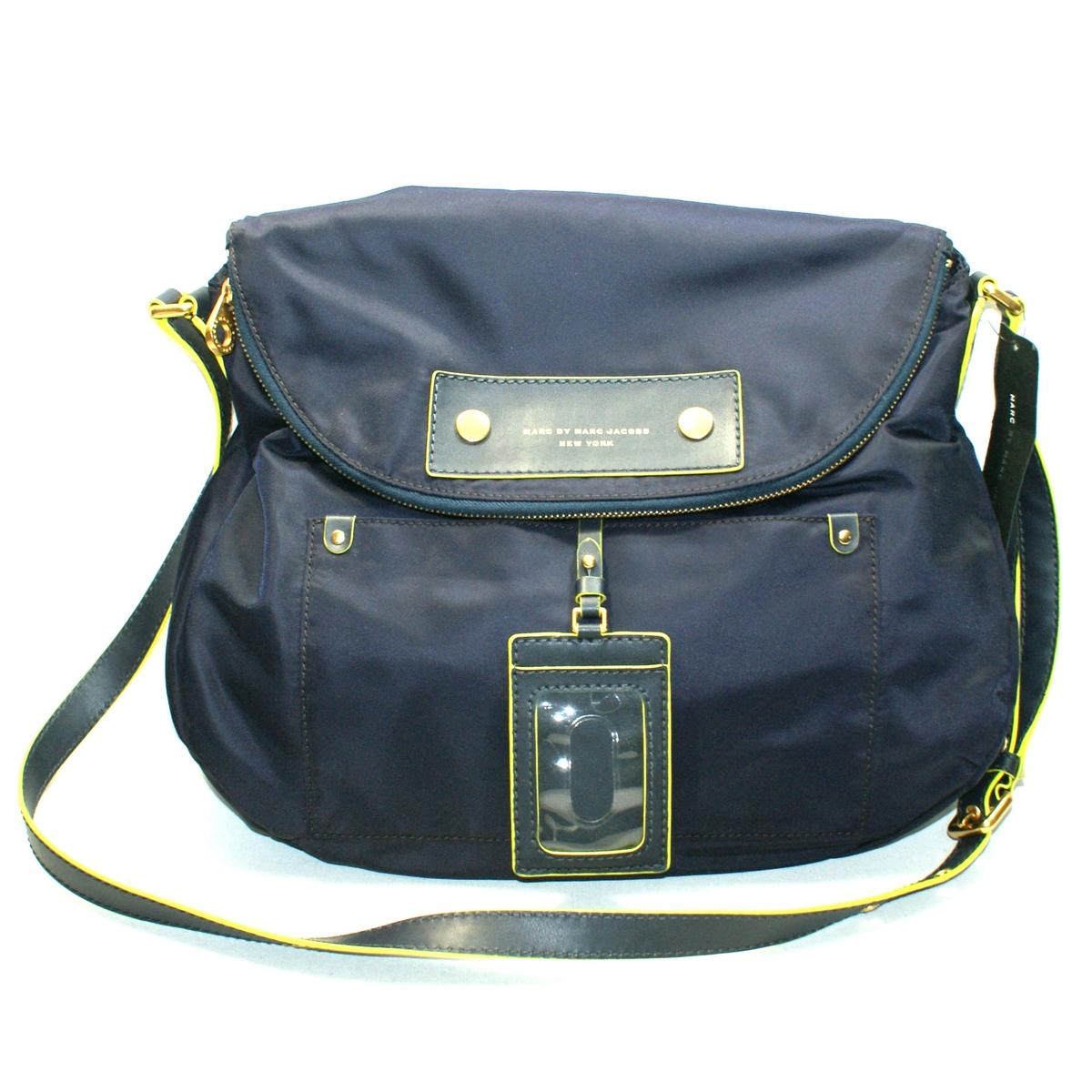 bd86bef80476 ... Marc Jacobs · Midnight Purple Large Nylon Cross Body Bag. CLICK  THUMBNAIL TO ZOOM. Found ...