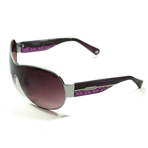 Coach Leanne Purple Sunglasses S566 Coach S566