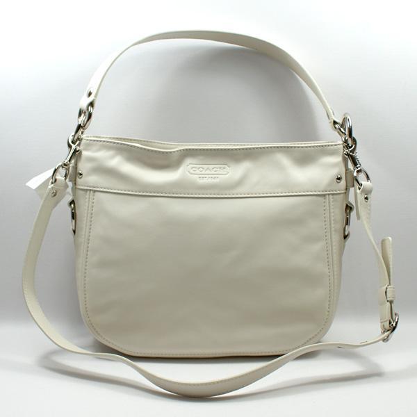 ac7ad91cdf93 Home · Coach · Zoe Leather Convertible Hobo Bag. CLICK THUMBNAIL TO ZOOM.  Found In  Clearance