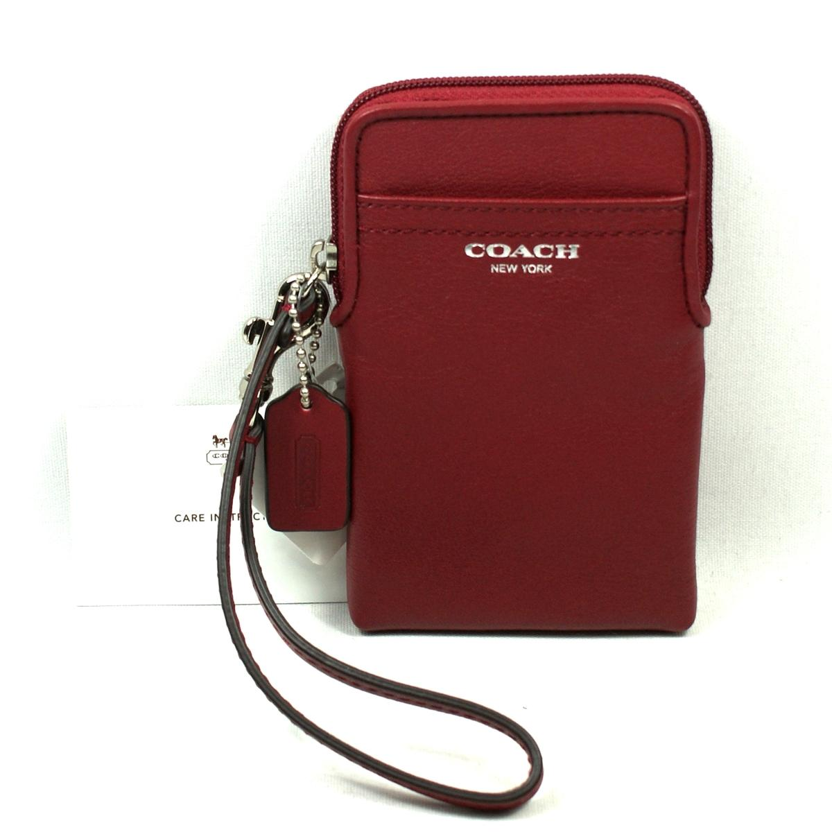 iphone 5 wristlet coach legacy leather universal wristlet iphone 5 4 11067