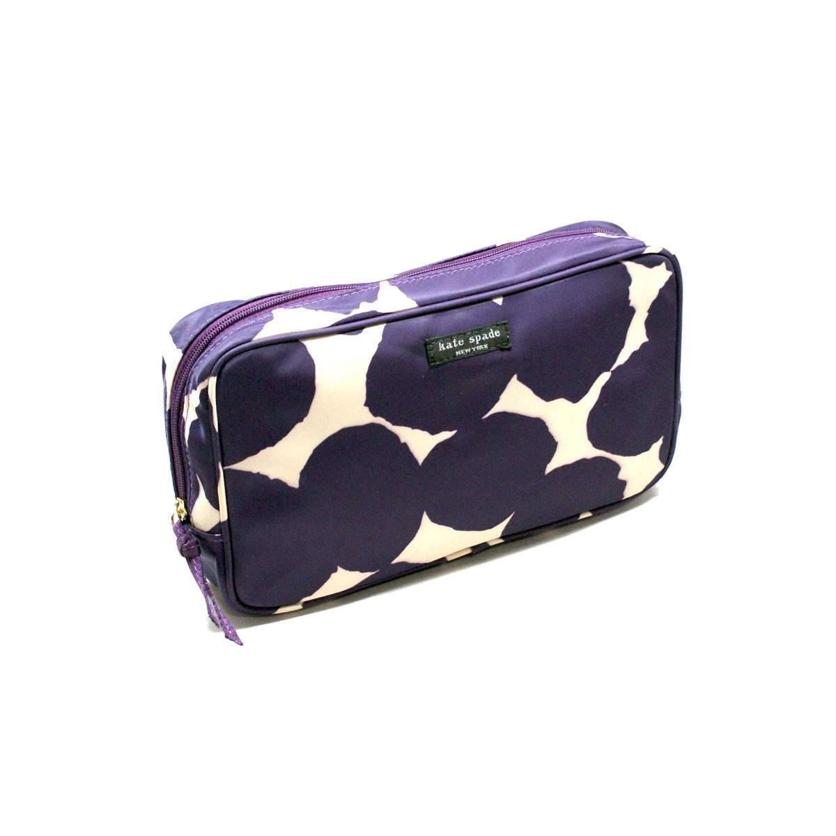 Kate Spade Splodge Dot Manuela Pouch Cosmetic Bag