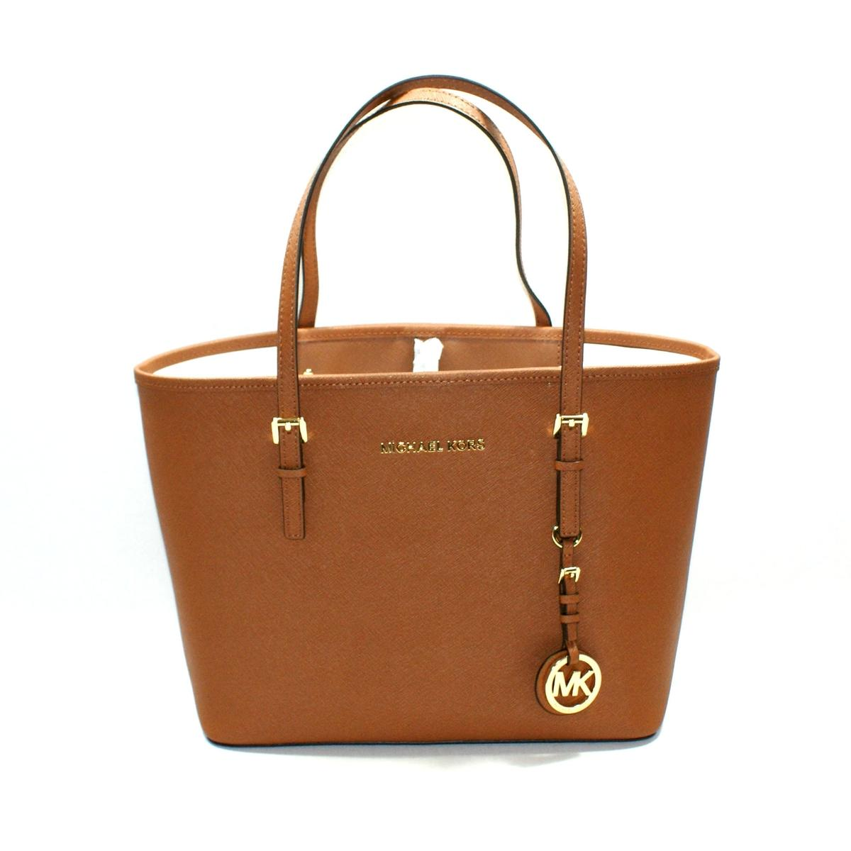 7238527999f7 Michael Kors Luggage Genuine Leather Small Travel Tote Bag ...