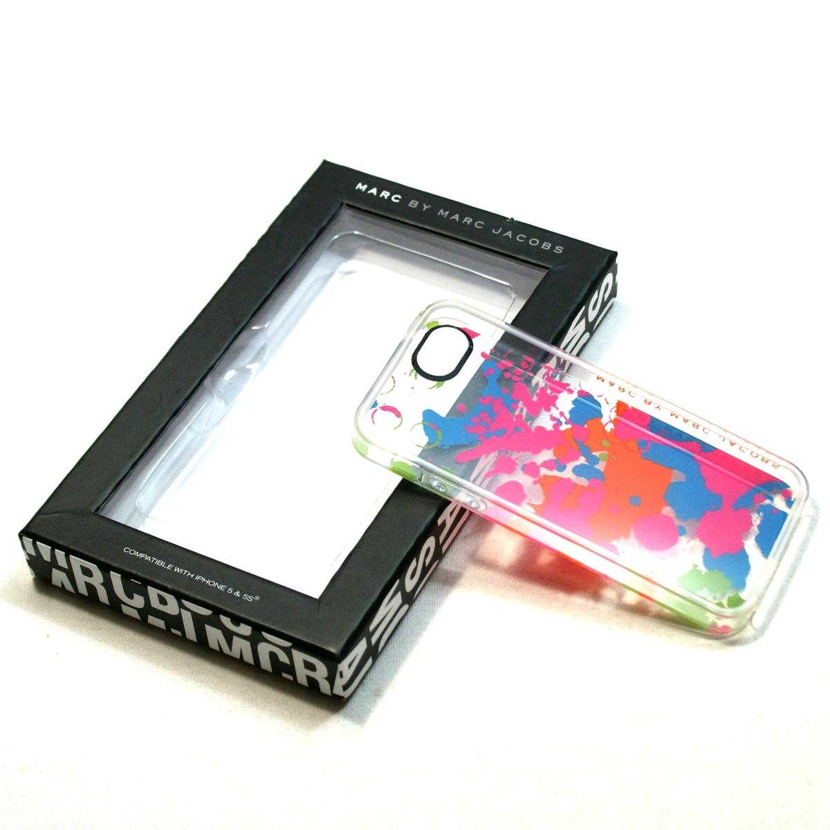 Case Design marc jacobs cell phone cases : Home Marc By Marc Jacobs IPhone 5 Case Premium Silicone Orange Multi ...