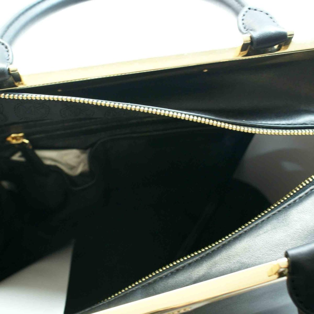 4e3ca2a4cfe679 ... coupon for home michael kors lana leather medium tote black. click  thumbnail to zoom.