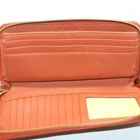 0885889ee9e55 Michael Kors Jet Set Travel Continental Leather Wallet  Clutch  Wristlet  Orange